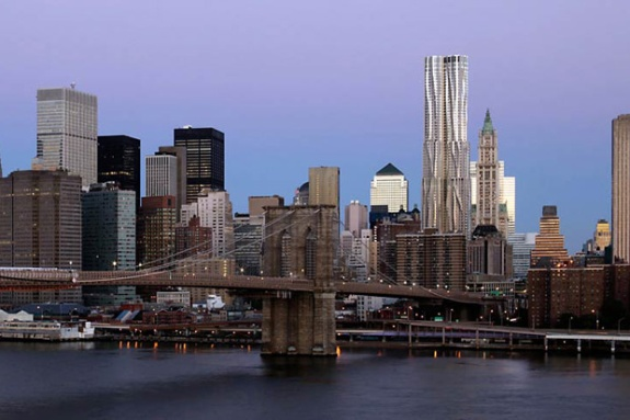 new-york-frank-gehry