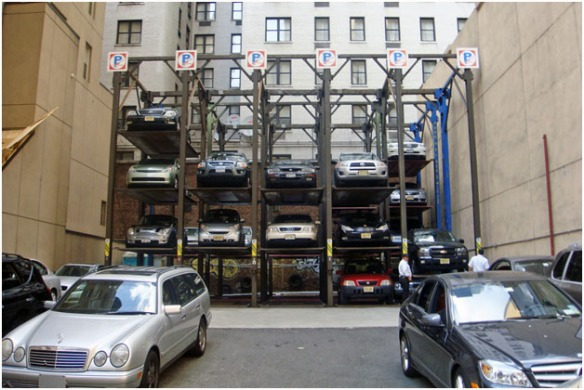 NYC Parking 1